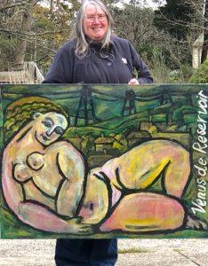 Christine Naked